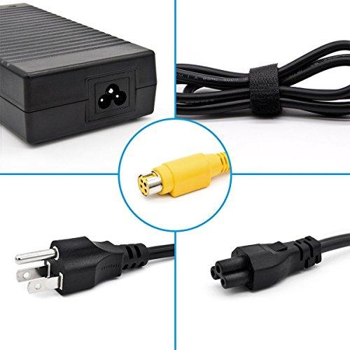 Optimum Orbis AC Adapter for Toshiba Qosmio X75 X70 X875 X870 X775 X770 X505 X500 X305; X875-Q7390 X75-A7298 X75-A7295 X70-ABT3G22 X875-Q7190 PA3546U-1ACA, PA3673U-1AC3