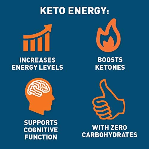 Dr Tobias Keto Energy Pills - 3,000mg of Exogenous Ketone Complex - 120 Count 6