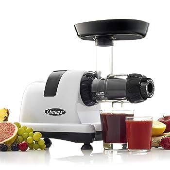 Omega J8006 Nutrition Center 200-Watt Masticating Juicer