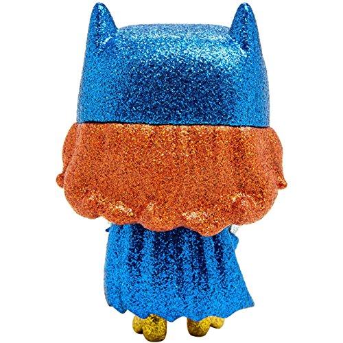 Funko Batgirl [Diamond Collection] (Hot Topic Exclusive): Batman x POP! Heroes Vinyl Figure & 1 POP! Compatible PET Plastic Graphical Protector Bundle [#148 / 30098 - B]