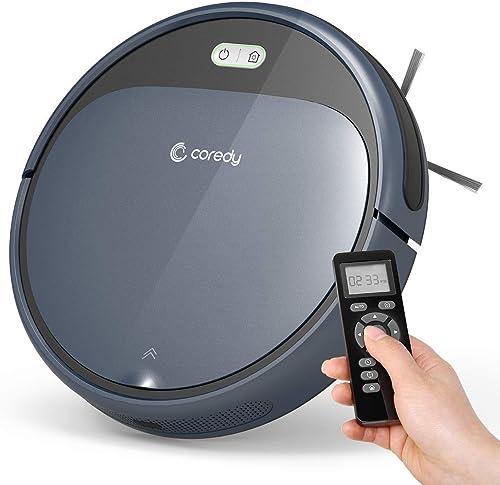 4. coredy robot vacuum cleaner