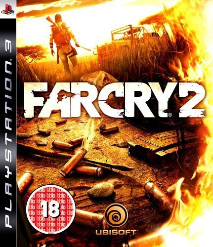 Far Cry 2 Ps3 Buy Online In Macedonia Brand Ubisoft Products In Macedonia See Prices Reviews And Free Delivery Over 4 000 Den Desertcart
