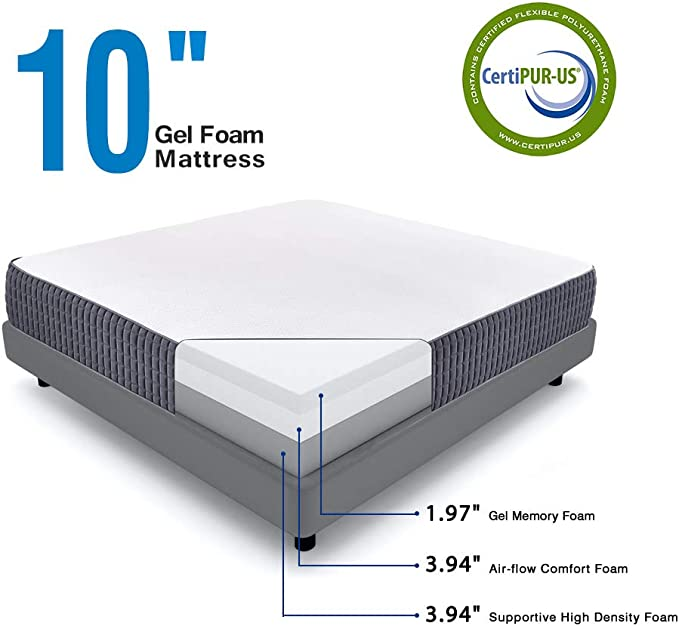 best mattress for stomach sleepers with lower back pain