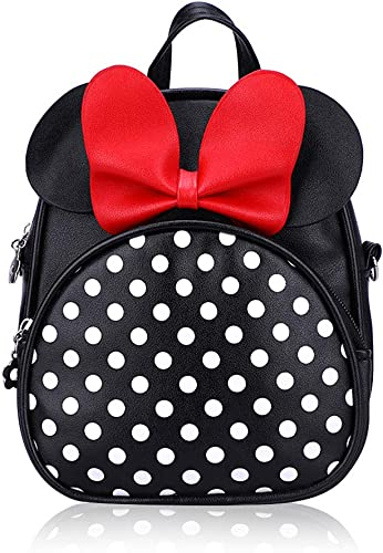 Kids Mini Backpacks Purse for Toddlers Daypack Little Girls Cute Small Leather Wallet Baby Crossbody Purse
