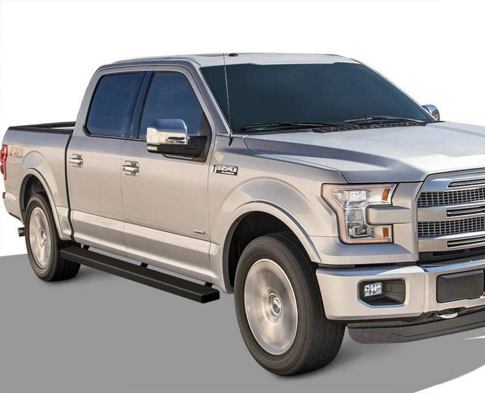 Best Running Boards for Ford F150, APS iBoard Running Boards