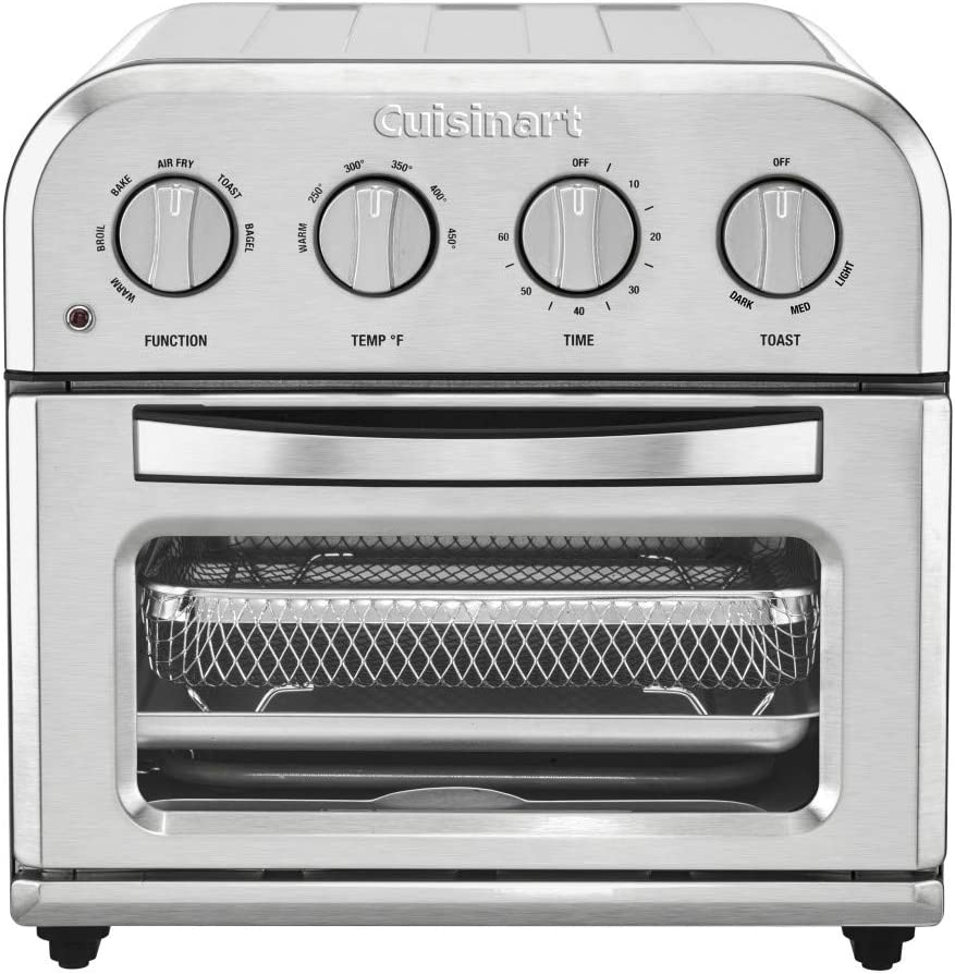 Cuisinart TOA-28 Compact Toaster Oven Airfryer