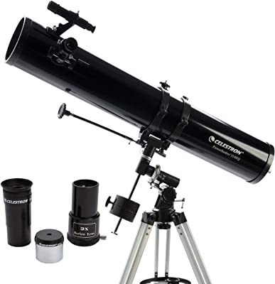 Manual German Equatorial Telescope for Beginners