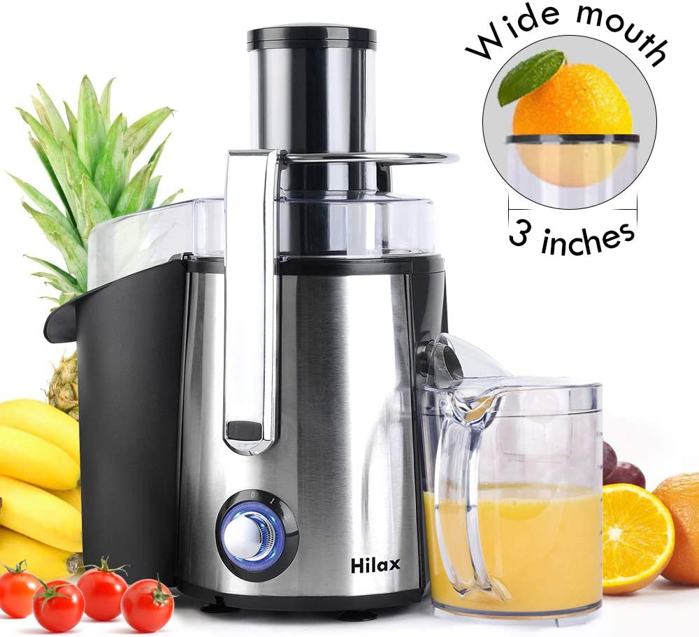 Centrifugal Juicer Machine - Juice Maker Extractor