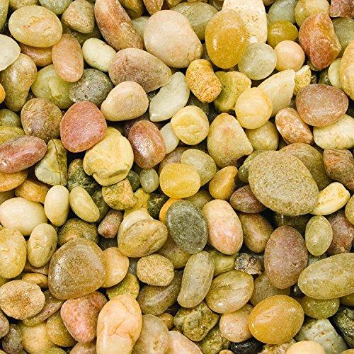 Spectrastone Shallow Creek Pebble for Freshwater Aquariums, 25-Pound Bag