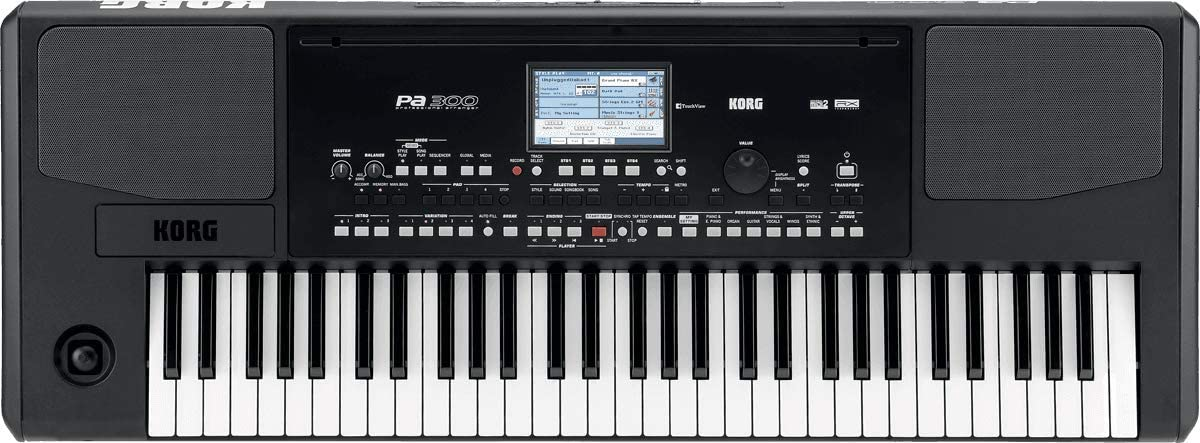 Korg Digital Pianos - Home (PA300)
