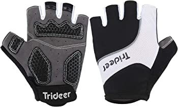 Trideer Padded Cycling Gloves