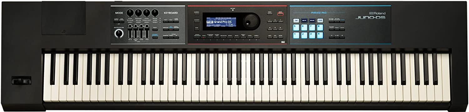 Roland Lightweight, 88-note Weighted-action Keyboard with Pro Sounds