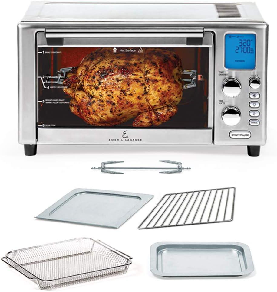 Emeril Lagasse Power Air Fryer Toaster Oven