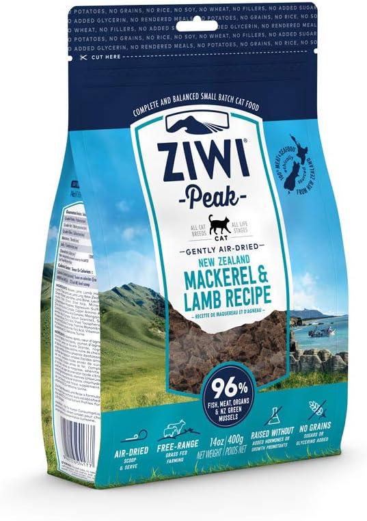 Ziwi cat food