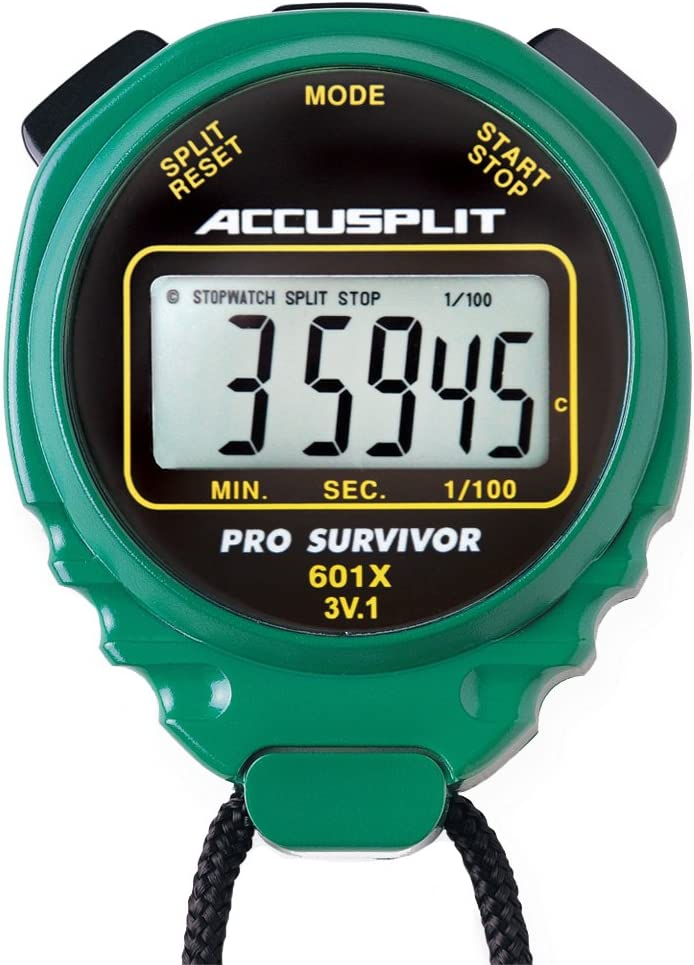 ACCUSPLIT Pro - A601X Stopwatch for Coaches