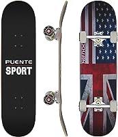 PUENTE Pro Cruiser Complete Skateboard