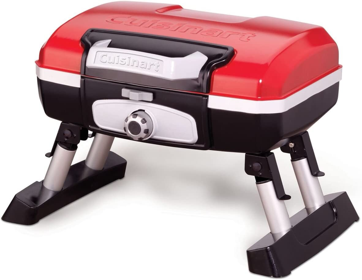 The Cuisinart CGG-180T Petit Gourmet Tabletop Gas Grill Review
