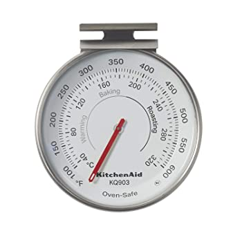 KitchenAid KQ903 3-in Dial Oven Thermometer