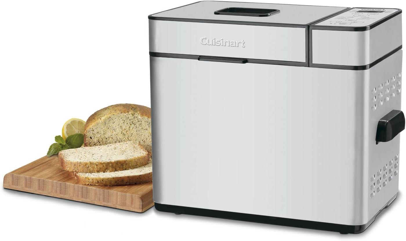 Cuisinart CBK-100 2 LB Compact Automatic Bread Maker