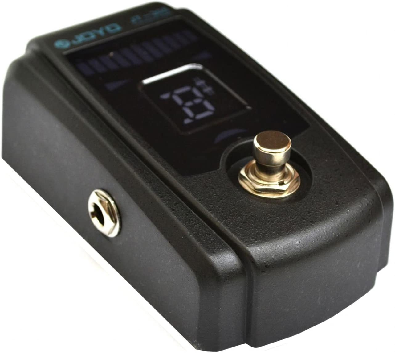 Joyo Jt-305 Guitar Bass Chromatic Pedal Tuner, True Bypass, 4 Display Modes Mini Pedal