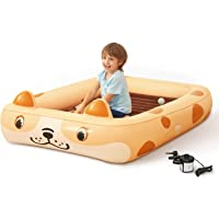 Sable Portable Kids Inflatable Toddler Travel Bed