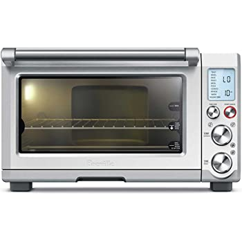 Breville BOV845BSS Smart Oven Pro 1800 W Convection Toaster Oven