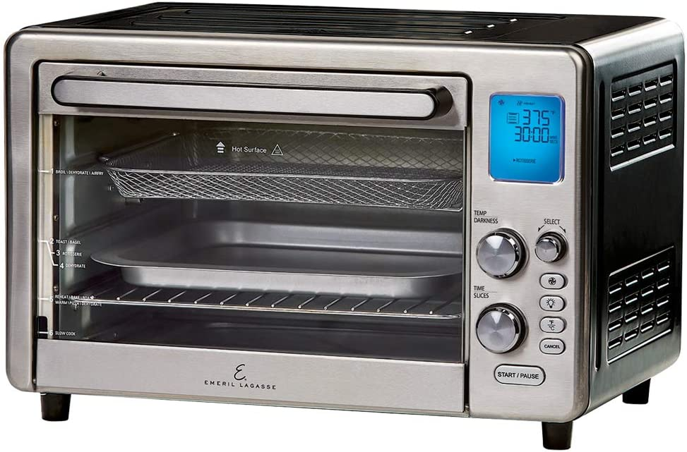 Emeril Lagasse Power 360 Max XL Air Fryer Toaster Oven