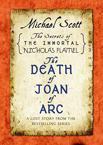 the secrets of the immortal nicholas flamel books