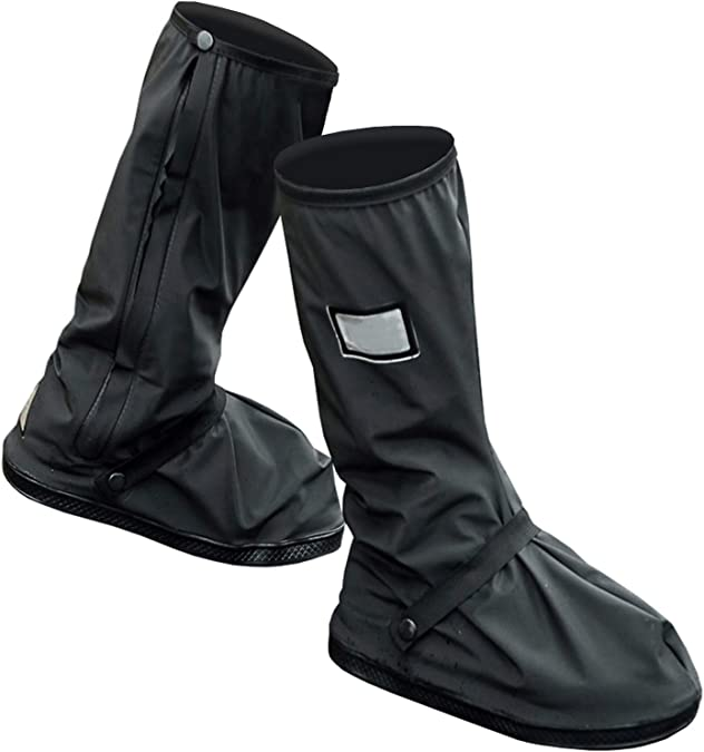 Galashield Rain Shoe Covers Waterproof and Slip Resistance Galoshes Rain Boots Over Shoes