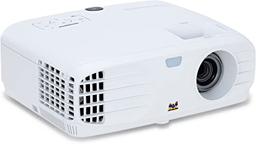 ViewSonic PX700 HD Projector DLP 3D review