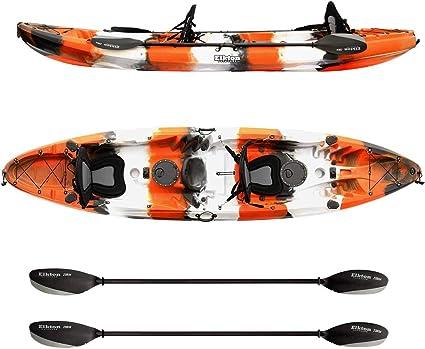 Elkton Outdoors Tandem Fishing Kayak