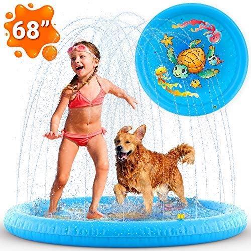 Zen Laboratory Inflatable Splash Pad Sprinkler