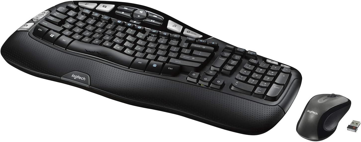 Logitech MK550 Combo de teclado y ratón inalámbricos