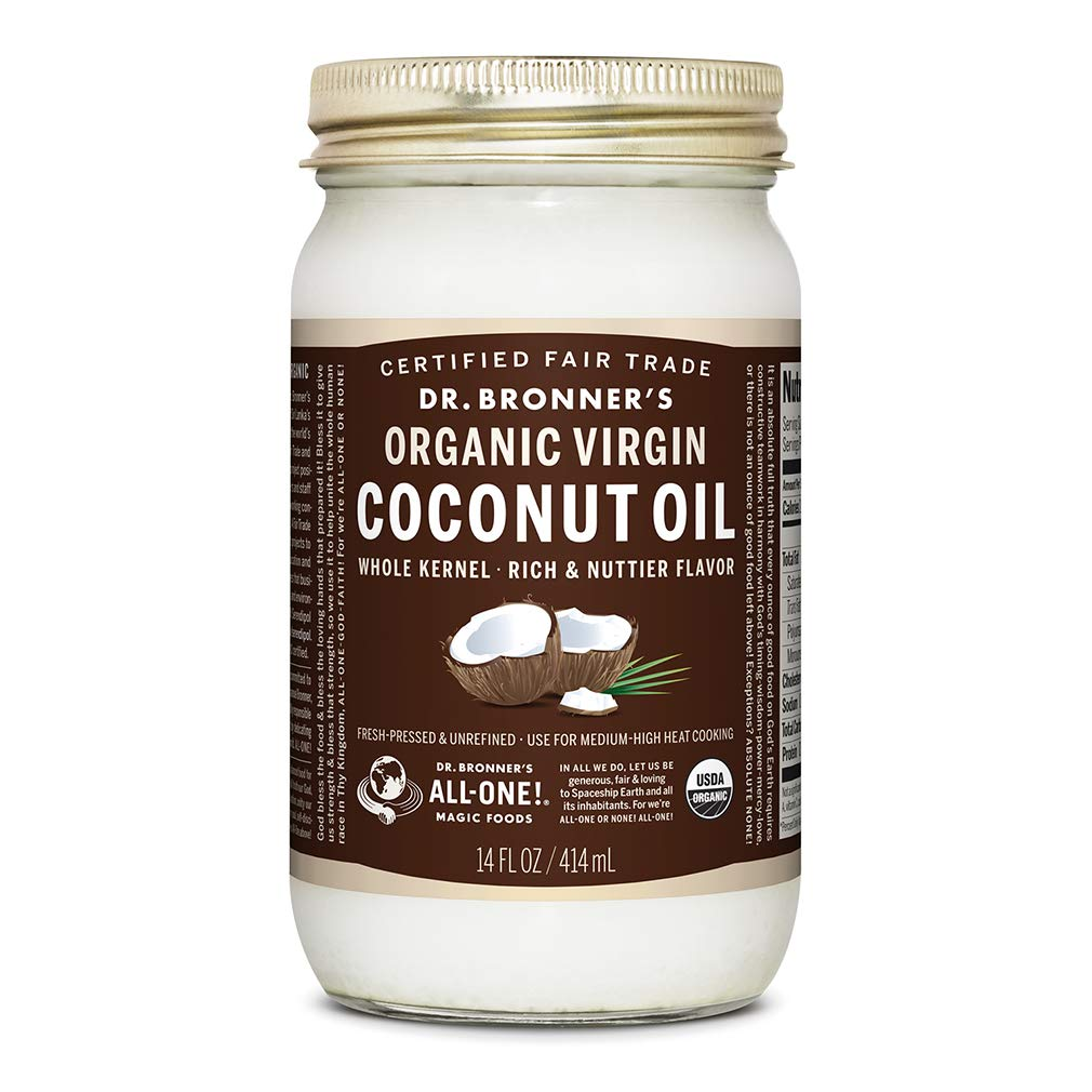 Top 10 Best Coconut Oil for Baby (2020 Reviews & Guide) 1