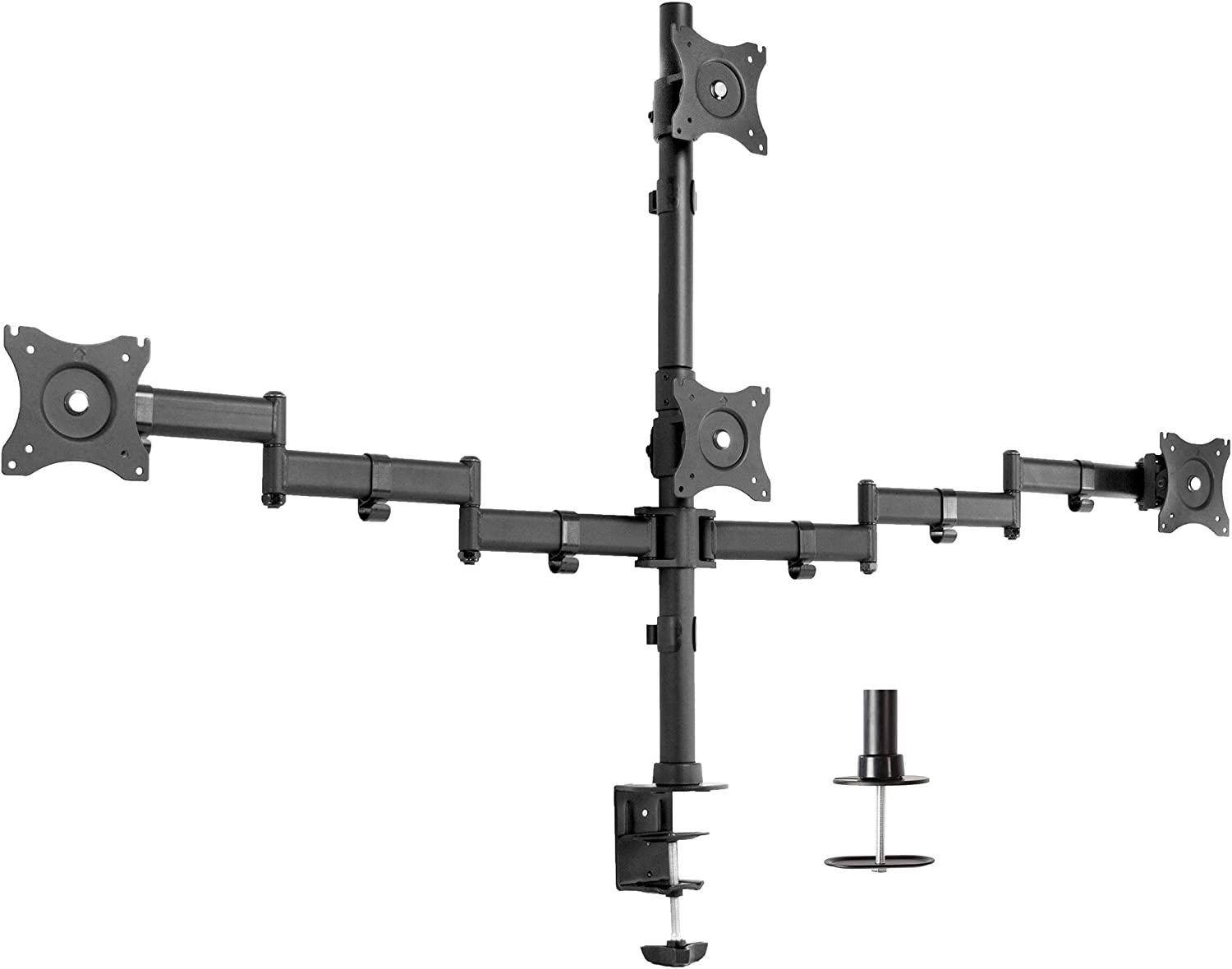 Quad Monitor Stands