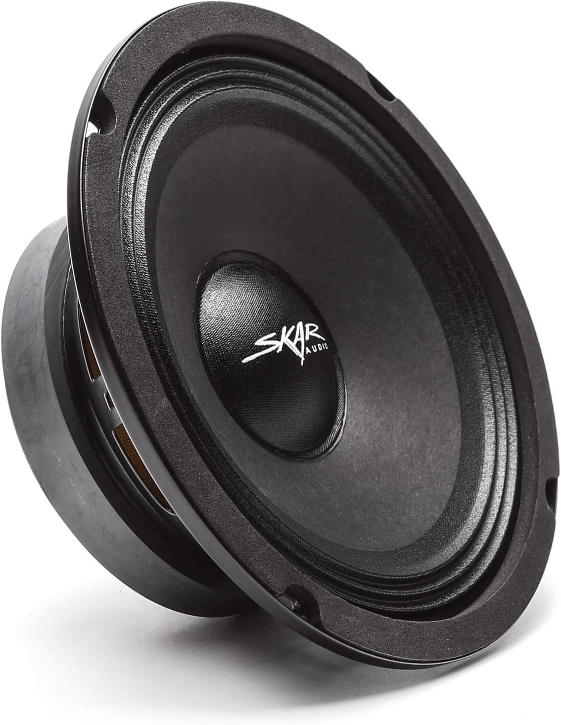 "Skar Audio FSX65-4 6.5"" 300 Watt 4 Ohm Pro Audio Midrange Loudspeaker"