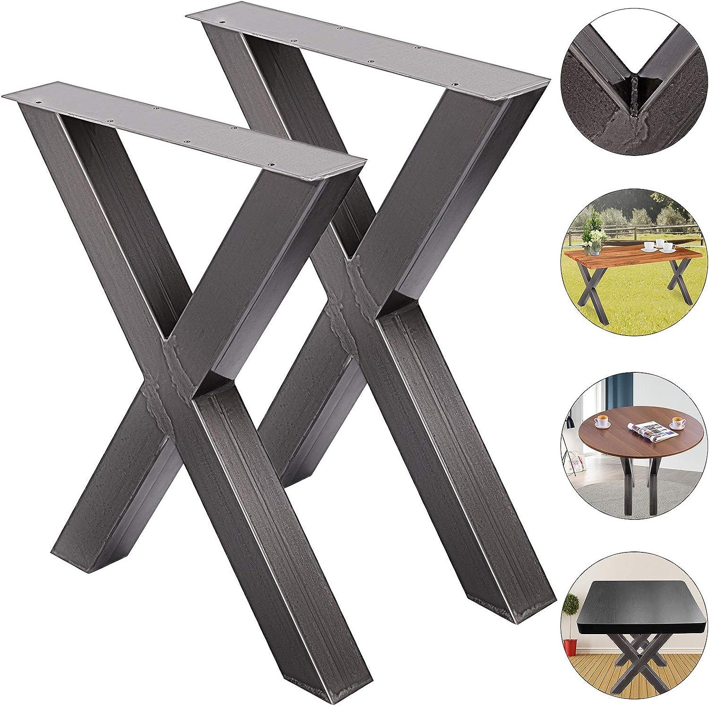 VEVOR Set of 2 Table Legs, DIY Furniture Legs