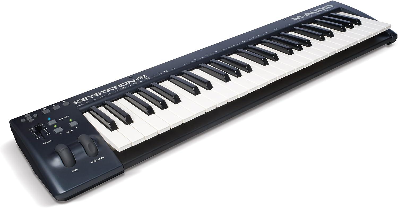 M-Audio, 49-Key, 49 Keys (Keystation 49)