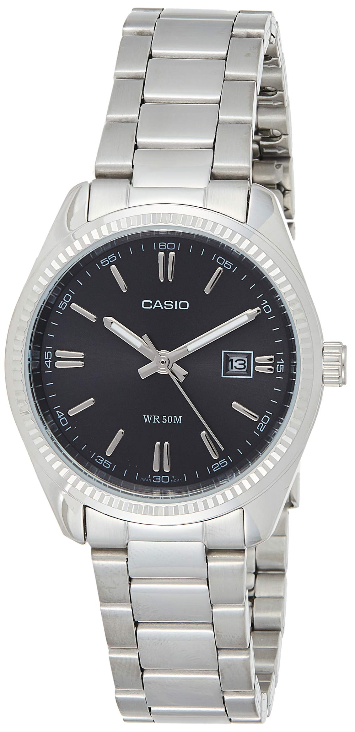 Casio General Ladies Watches Standard Analog LTP-1302D-1A1VDF - WW