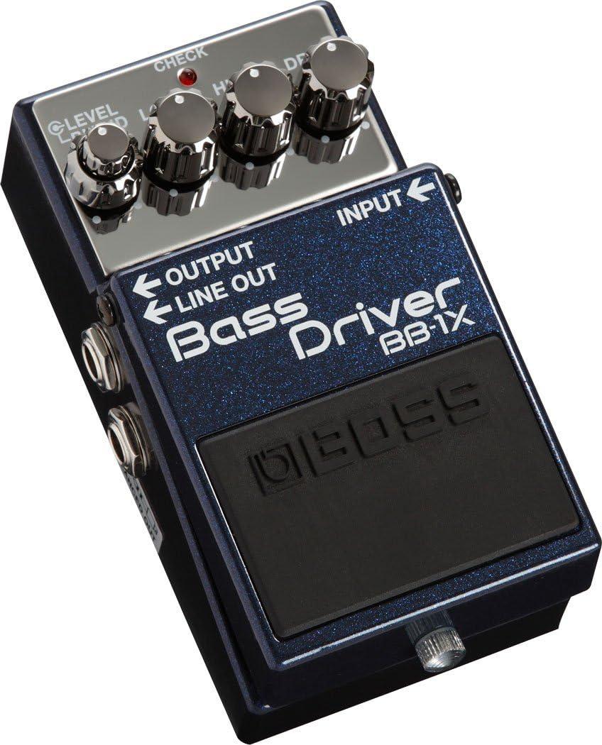 Boss Bass Driver Guitar Pedal