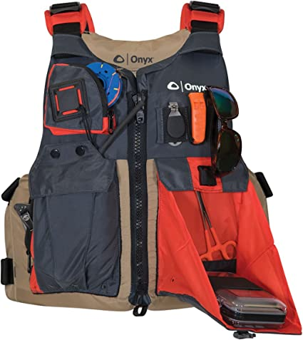 ONYX Kayak Fishing Life Jacket