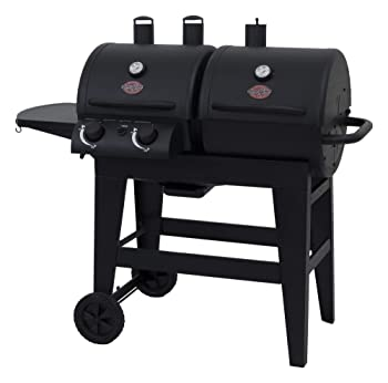 Char-Griller 5030 Gas and Charcoal Grill