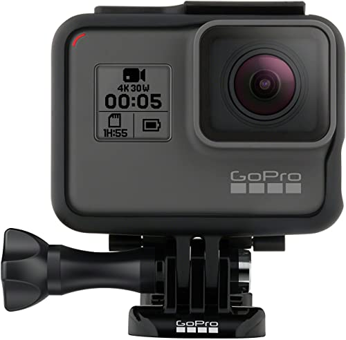 GoPro Hero5 Black –Waterproof Digital Action Camera with Touch Screen review