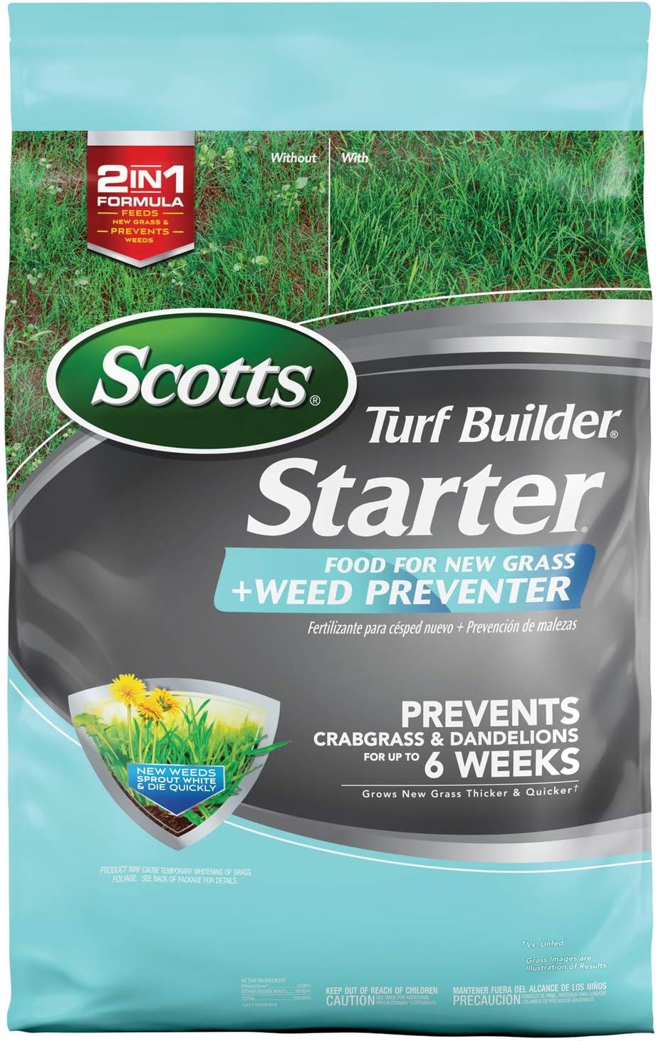 Scotts Turf Builder Starter