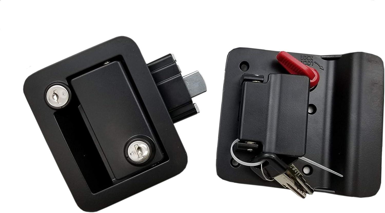 Class A Customs RV Door Lock