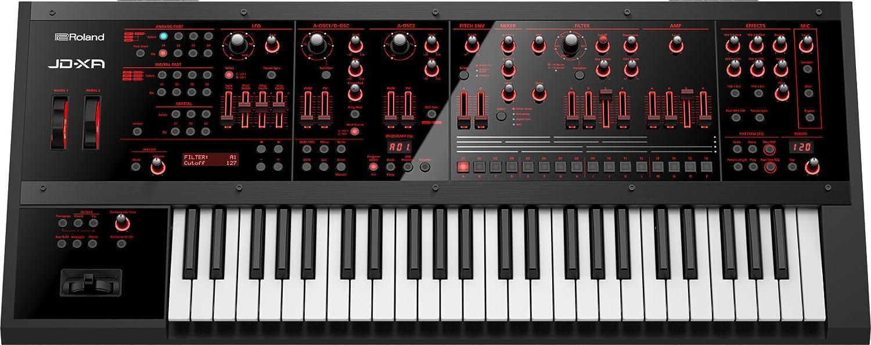 Roland, 49-Key 49-Key Analog/Digital Crossover Synthesizer (Jd-Xa), 49 Keys