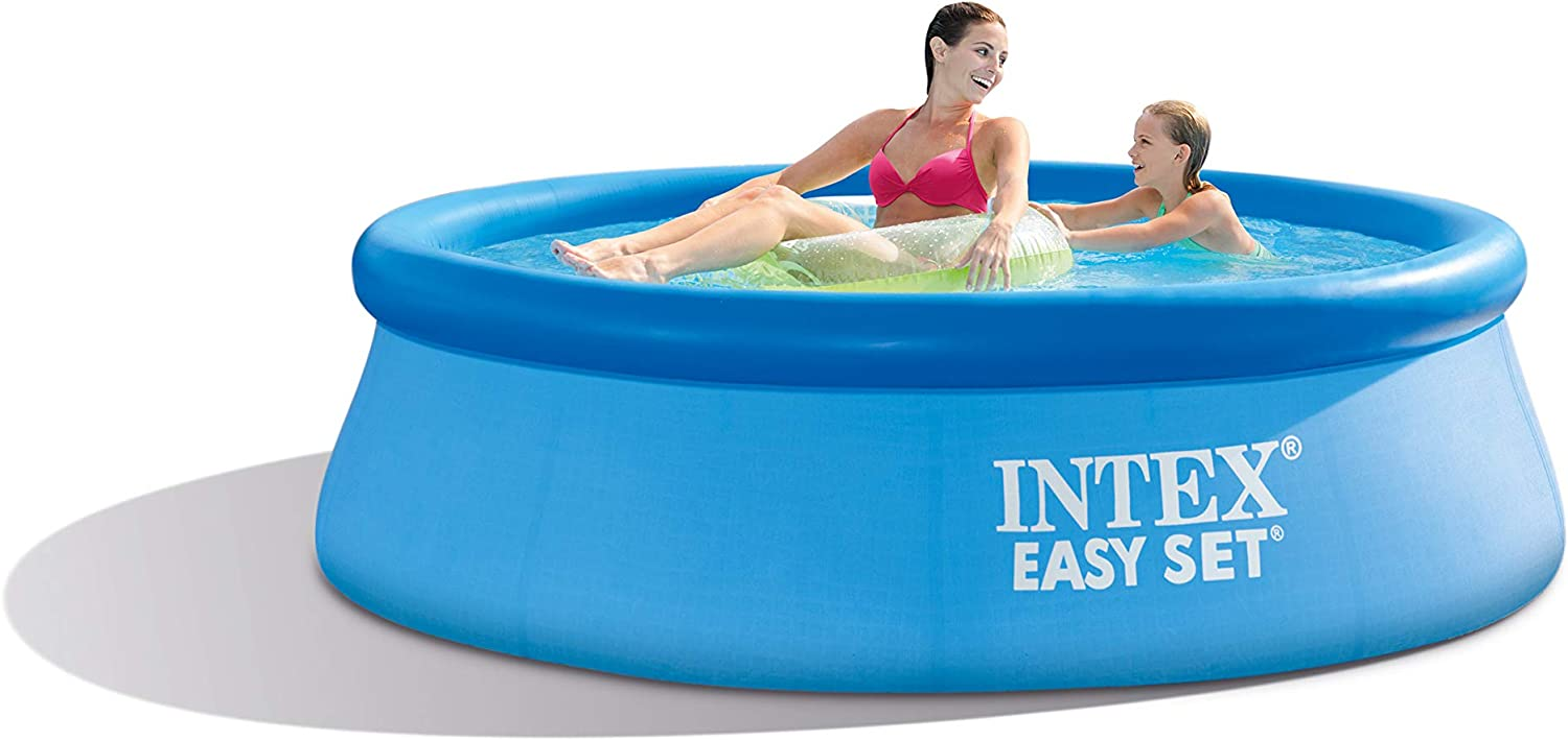 Intex 8ft X 30″ Easy Set Pool Set with Filter Pump