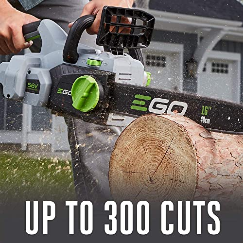 Ego 14 In Chainsaw Vs Ego 16 In Chainsaw