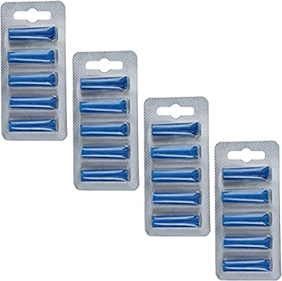 First4Spares Pack Of 20 x Ocean Breeze Fragrance Scent Vacuum Bag Freshener Sticks For All Bagged Vacuum Cleaners