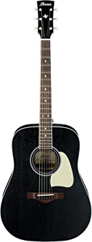 Ibanez AW360WK 6 String Acoustic Guitar